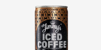 jimmy iced coffee can