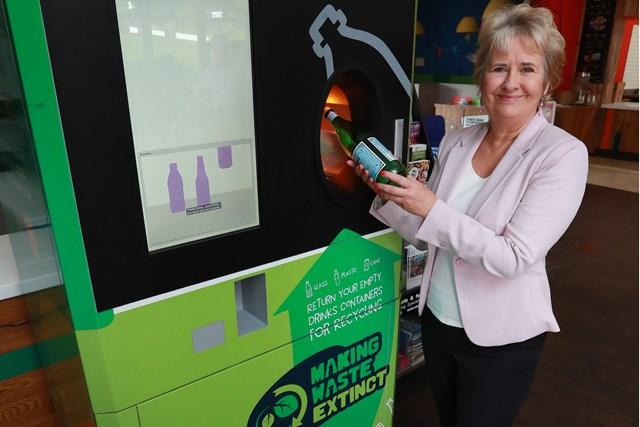 making waste extinct machine