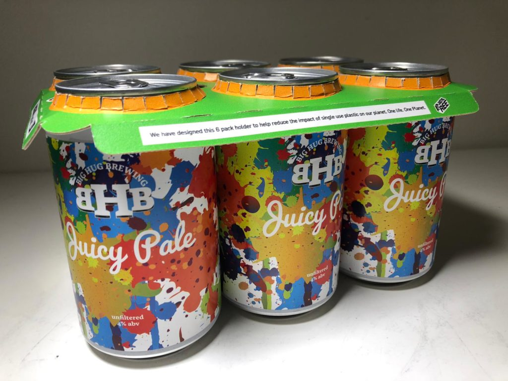 multipack of cans