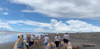 Smurfit Kappa employees volunteering in Costa Rica
