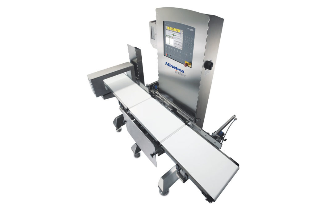 Minebea Intec Synus checkweigher
