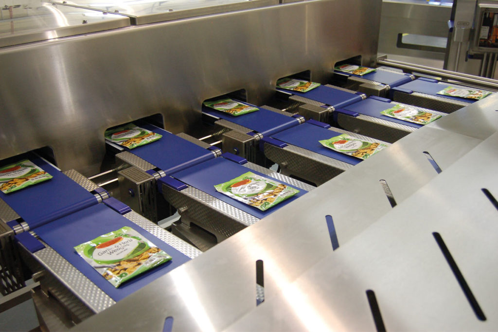 Fortress Technology SG420 precision checkweigher