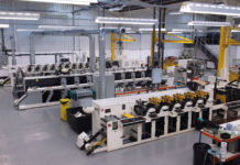 label printing factory