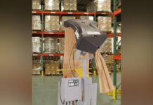 Paper high void system in warehouse